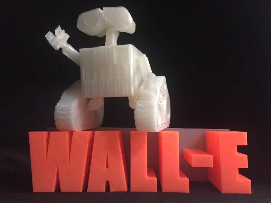Wall-E  –  Claudia