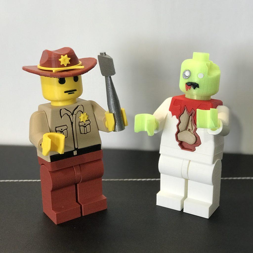 "Lego ""The Walking Dead"" – Giuseppe Debora Pasquarelli"