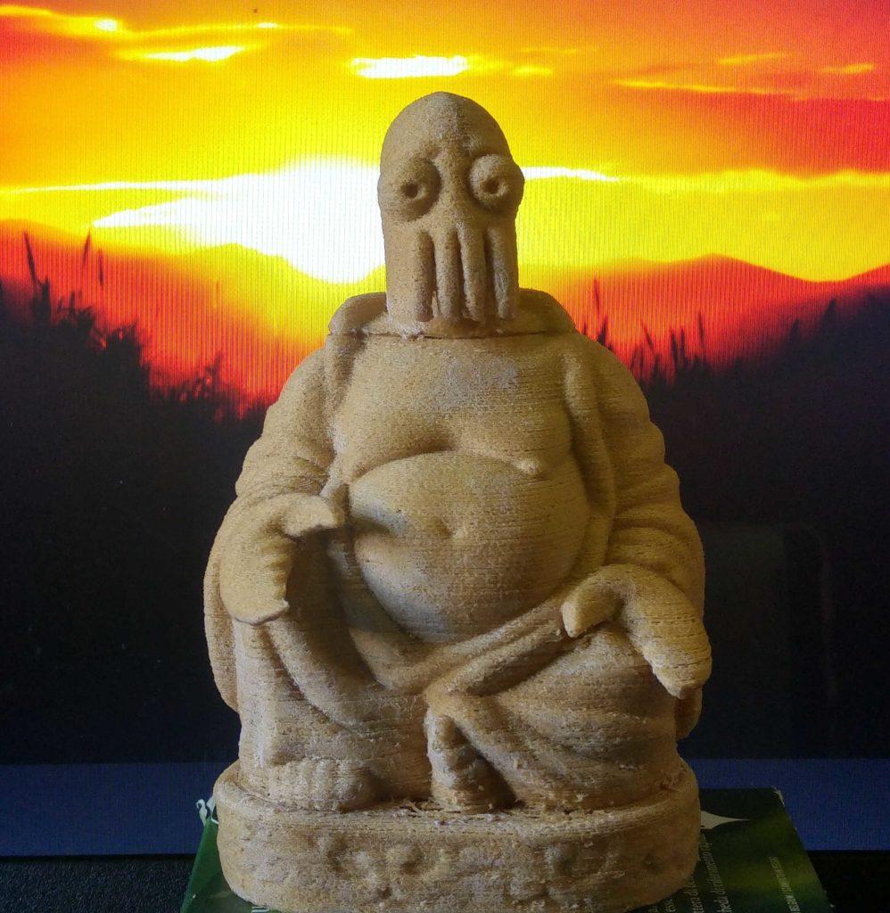 Budda Zoidberg – Andrea