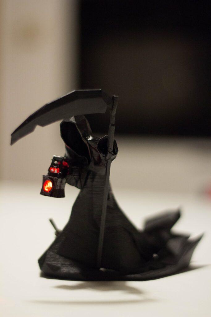 Digi-Reaper con Led – davezombiee