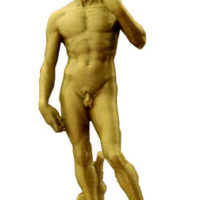 PLA Oro antico David