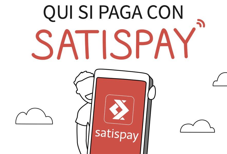Con Satispay conviene! | Metodo di pagamento